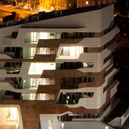 Residential complex CityLife, design by Zaha Hadid, Milan (Italy)